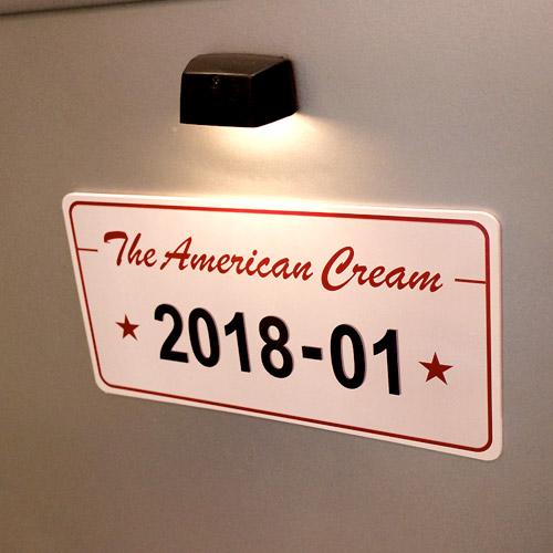 fecha apertura primera tienda americana helado