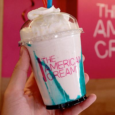 helado Milkshakes. Batido de helado